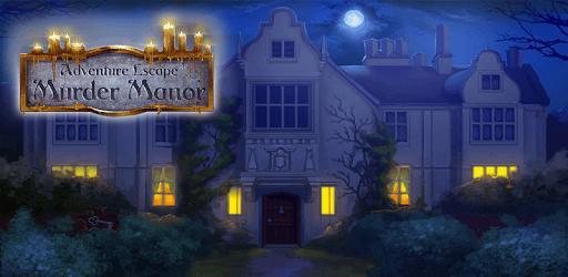 Adventure Escape: Murder Manor pc screenshot