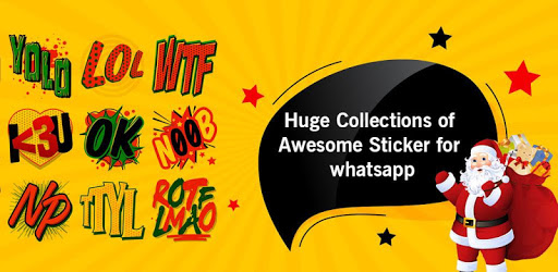 Stickers for Whatsapp – WAStickers pc screenshot