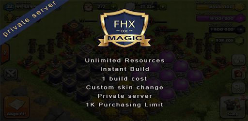 Clash Magic of FHX Server COC Magic Edition pc screenshot