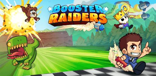 Booster Raiders pc screenshot