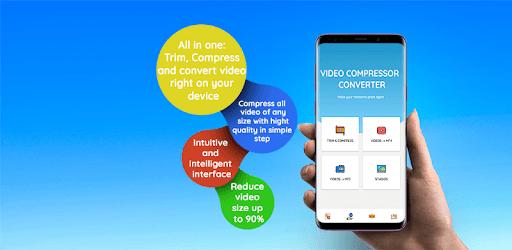 HD Video Convert to MP4, MP3 & Video Compressor pc screenshot