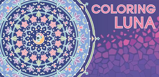 Coloring Luna - Coloring Book pc screenshot