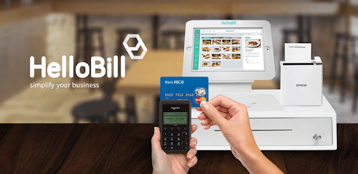 HelloBill POS FnB for PC - Free Download & Install on Windows PC, Mac