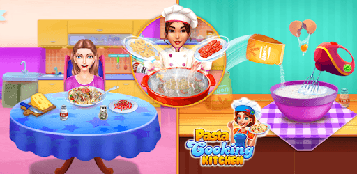 Make pasta cooking kitchen pc screenshot