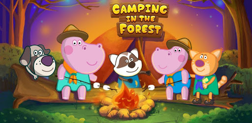 Scout adventures. Camping for kids pc screenshot