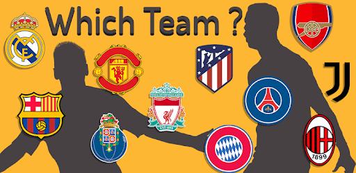 Which Team - Football Quiz 2019 Free pc screenshot