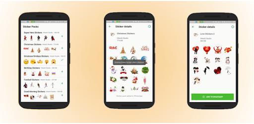 New Year Stickers for Whatsapp (WAStickerApps) pc screenshot
