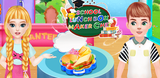 Lunch Box Maker Food Chef pc screenshot