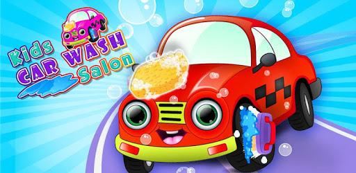 Kids Car Wash Salon Service Workshop pc screenshot