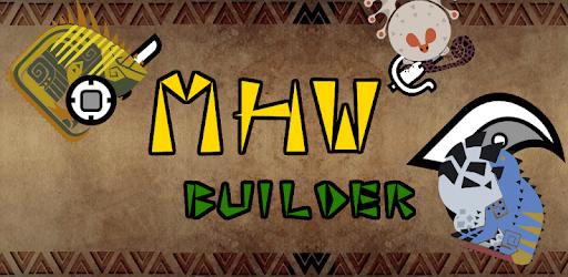MHW Builder Lite pc screenshot