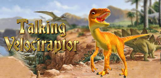 Talking Velociraptor pc screenshot