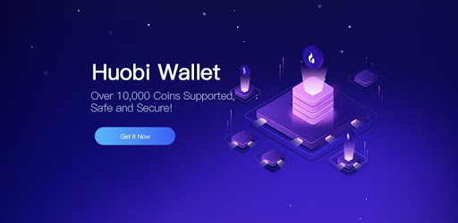 Huobi Wallet pc screenshot
