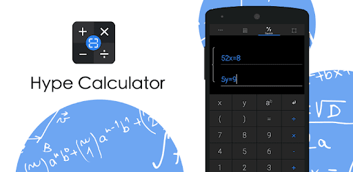 Hype Calculator - Photo Calculator & Math Solver pc screenshot