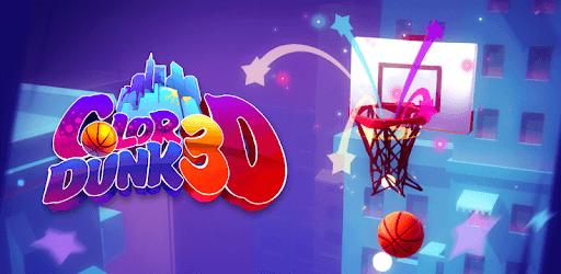 Color Dunk 3D pc screenshot