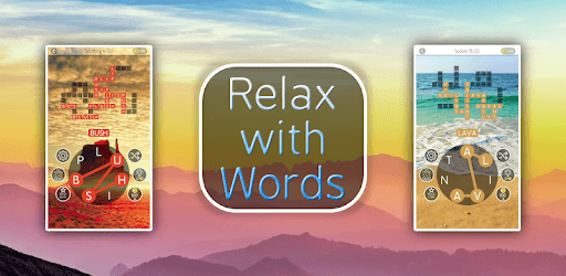 Relax with Words pc screenshot