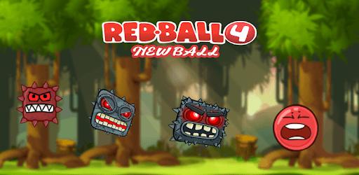 Jump Ball 4 - New Red Ball Adventure pc screenshot