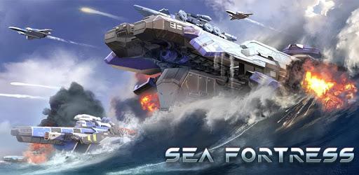 Sea Fortress - Epic War of Fleets pc screenshot