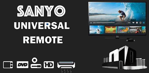 Sanyo Universal Remote Control pc screenshot