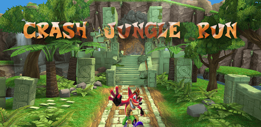 Crash jungle run pc screenshot