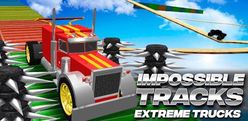 Impossible Tracks on Extreme Trucks pc screenshot