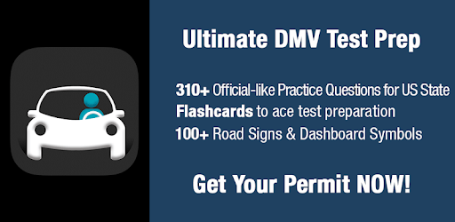 DMV Ultimate Exam Prep 2019 - Permit Practice Test for PC