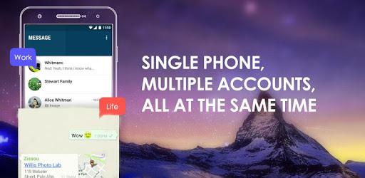 Parallel Accounts pc screenshot