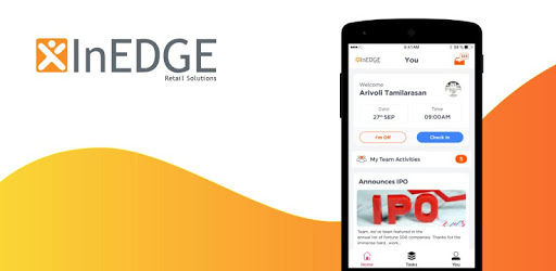 InEDGE NXT pc screenshot
