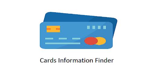 Cards Information Finder pc screenshot