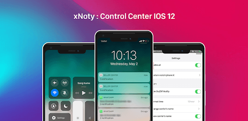 Control Center IOS 12 - xNoty for PC - Free Download & Install on