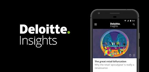 Deloitte Insights pc screenshot