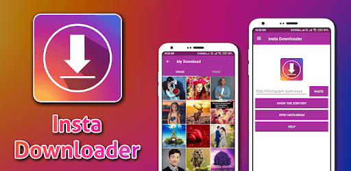 Insta Saver- Images & Video Download for Instagram pc screenshot