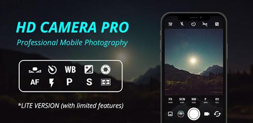 HD Camera Pro : Best Camera HD Professional (Lite) pc screenshot
