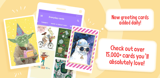 Greetify! eCards & GIFs for any occasion pc screenshot