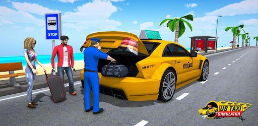 US Taxi Driving Simulator 2019 pc screenshot