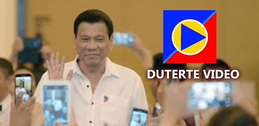 DuterteVideo pc screenshot