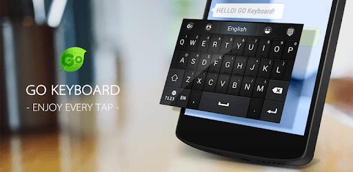 Spanish Language - GO Keyboard pc screenshot
