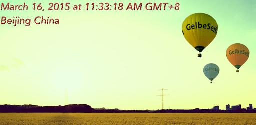 In Timestamp Camera Free pc screenshot