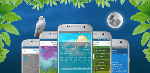 Live Weather - Weather Forecast Apps pc screenshot