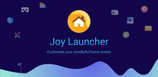 Joy Launcher pc screenshot