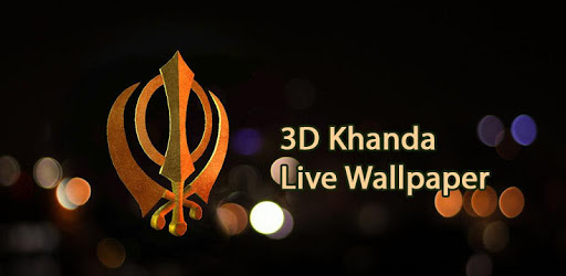 3d Khanda Sikh Symbol Live Wallpaper For Pc Free Download