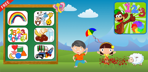 Kids Learning: Colors, Numbers, Shapes, Animals pc screenshot