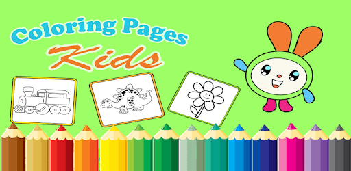 Coloring Pages & Drawing Book Free - Kids Paint pc screenshot