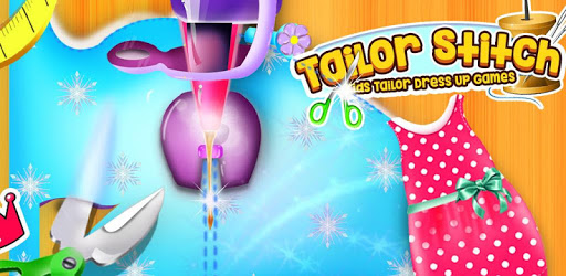 Tailor Stitch: Kids Tailor Dress Up Games pc screenshot