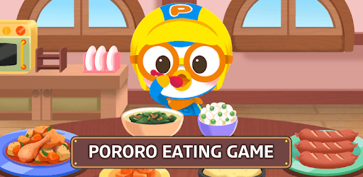 Pororo eating game - Kids Healthy Eating Habits pc screenshot