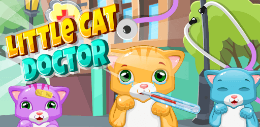 Little Cat Doctor:Pet Vet Game pc screenshot