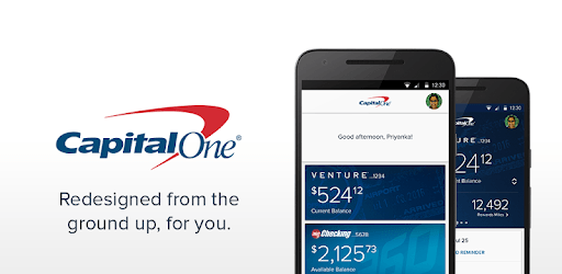 Capital One® Mobile pc screenshot