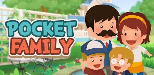 Pocket Family: Play & Build a Virtual Home pc screenshot