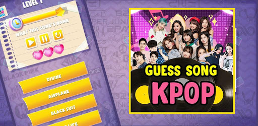 KPOP Guess Korea Idol Quiz Song pc screenshot