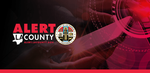 Alert LA County pc screenshot