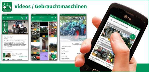 Landwirt.com - Tractor & Agricultural Market pc screenshot